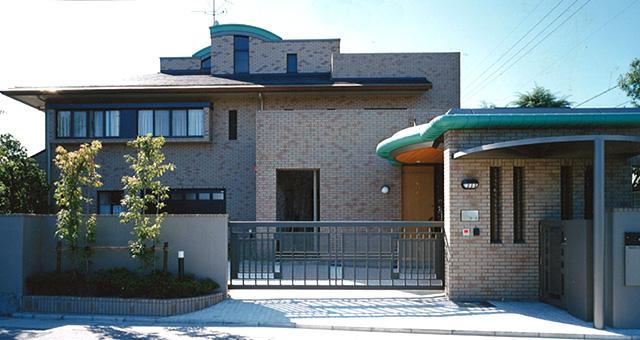 小本本町の家