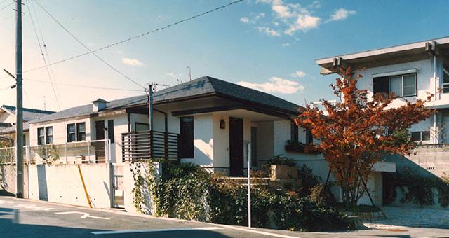 岳見町の家