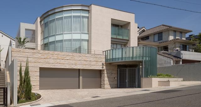 植田山の家