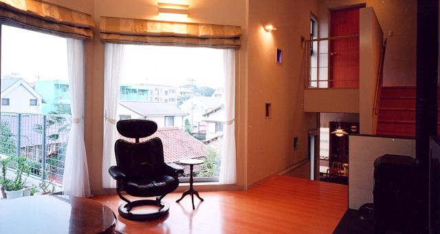 蜜柑山町の家