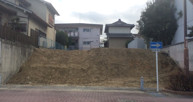 社が丘の家